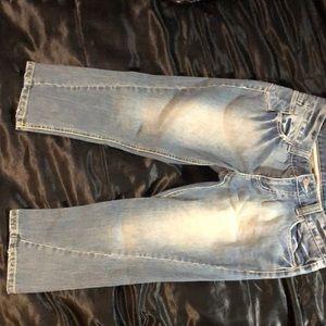 Refuge crop jeans